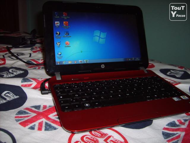 image Netbook Hp mini + sacoche