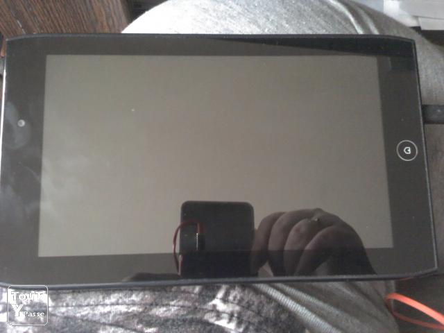 image Tablette acer iconia tab100