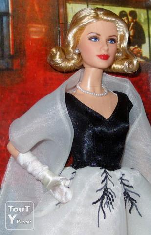 "image  BARBIE GRACE KELLY ""REAR WINDOW"""
