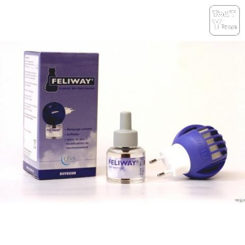 image Feliway Spray pour chats