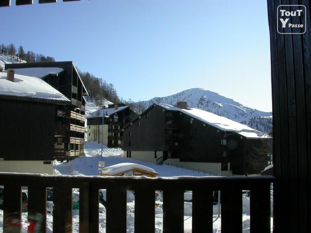image Location ski Isola 2000 6 couchages Alpes Sud