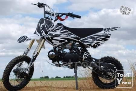 image Dirt bike 125CC Racing ORION Moteur LIFAN 12/14