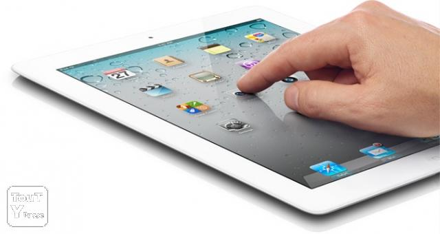 image IPad 2 16gb blanc