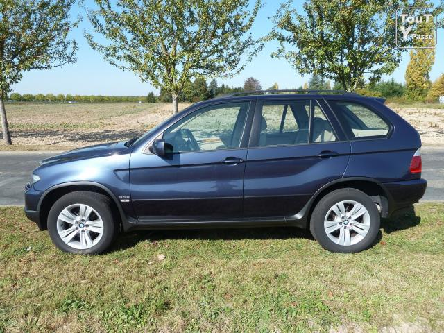 image BMW X5 3.0 dA - Pack Luxe