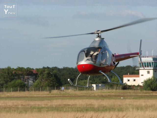 image Helicoptère CNSK Rotorway EXEC 162 HDF