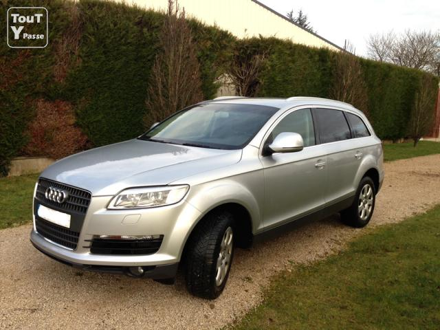 image AUDI Q7 TDI AMBITION LUXE TIPTRONIC