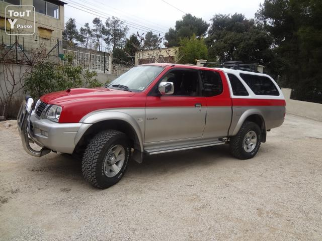 image Pick up 4x4 l 200 mitsubishi