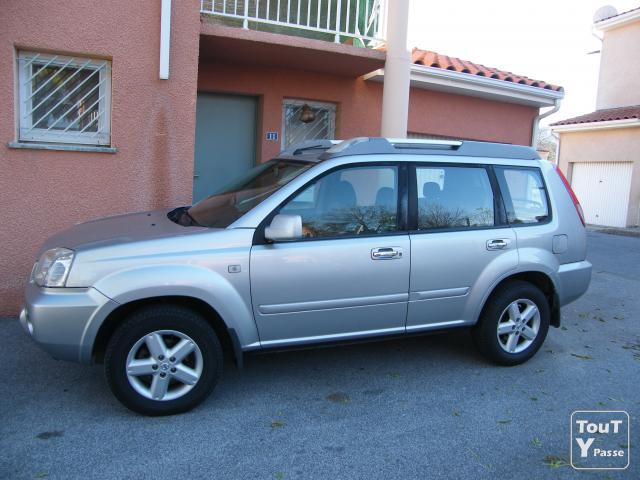 image Nissan x-Trail