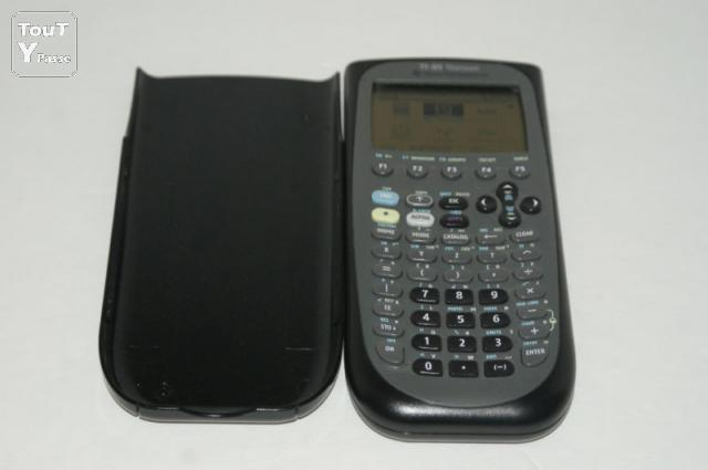 image Calculatrice Texas Instruments TI-89 TITANIUM