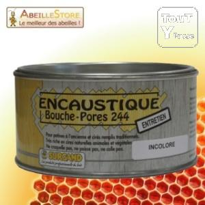 image Encaustique, pot de 500 ml