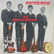 "image RARE COLLECTIONNEUR  - 45T Vinyl - TheTrashmen "" Surfin ' Bird"" de 1962"