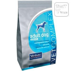image Croquettes VETCOMPLEX ADULT LIGHT DOG