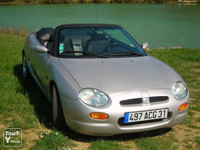 image Cabriolet mg