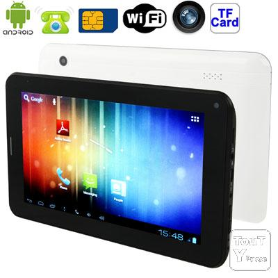 image Tablette tactile PC 7 Pouces Android 4.0 3G