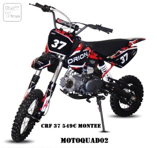image DIRT ORION CRF37 125CC
