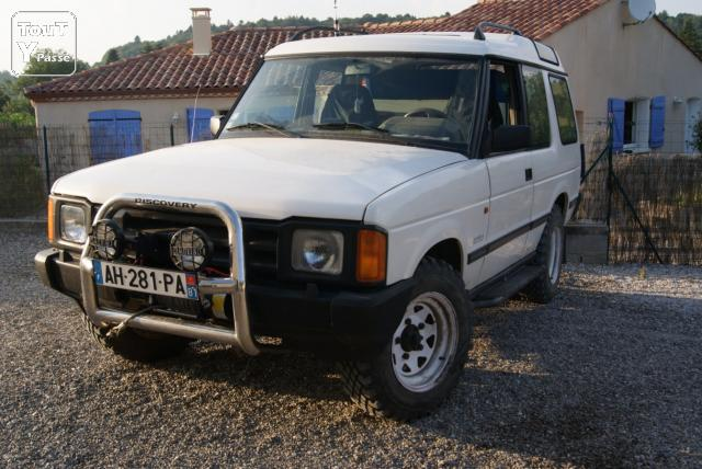 image 4x4 Land Rover Discovery 200 TDI