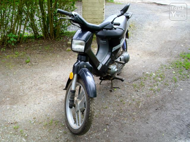 je vend mon wallaroo sans permis 25km h scooters mobylettes tournai 7500. Black Bedroom Furniture Sets. Home Design Ideas