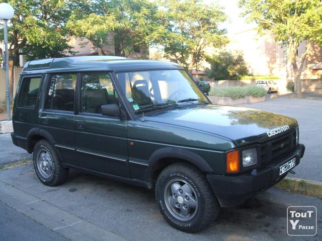 image Land rover discovery 200tdi