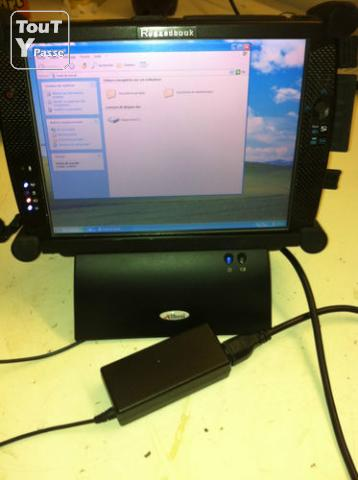 image Tablette PC RUGGEDBOOK SR668 SR 668