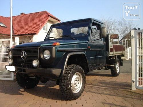 image Mercedes-Benz G 290GD