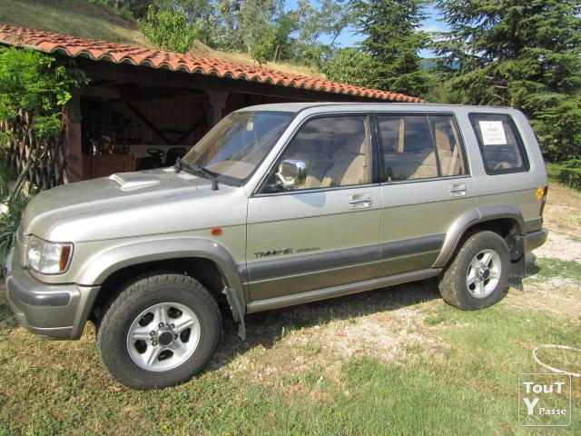 image ISUZU Trooper Citation 5 PL