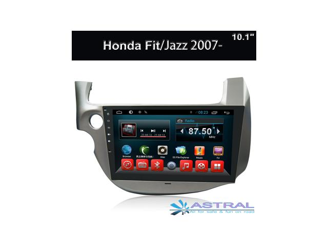 10 pouces honda double din dvd gps autoradio bluetooth tv digital fit jazz 2007 2013 limbourg. Black Bedroom Furniture Sets. Home Design Ideas