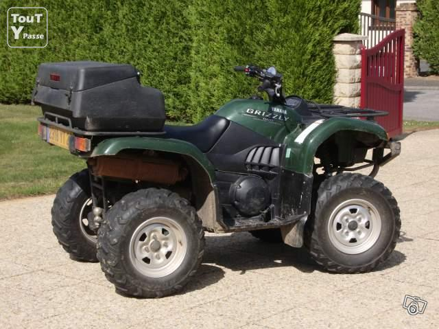 2006 yamaha grizzly 660 accous 64490 for 2006 yamaha grizzly 660 value