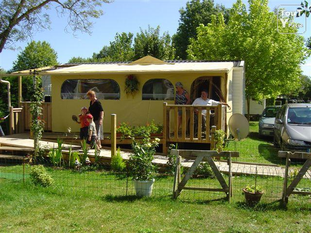 photo de A louer mobil-home