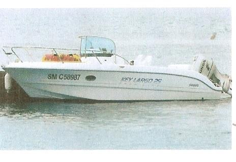 photo de A VENDRE BATEAU KEY LARGO SESSA