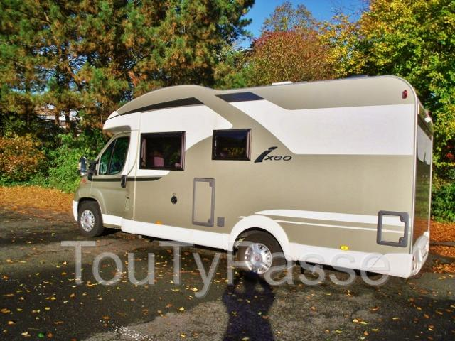 a vendre motorhome burstner ix o it 664 mouscron dottignies 7711. Black Bedroom Furniture Sets. Home Design Ideas
