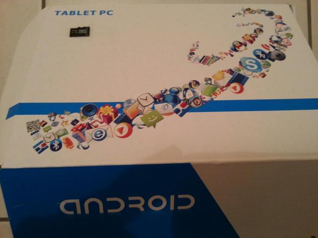 Photo a vendre tabelte android image 1/1