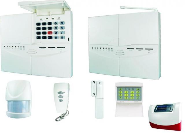 Alarme maison kit simple installer garantie 3 ans prix for Alarme maison tunisie prix
