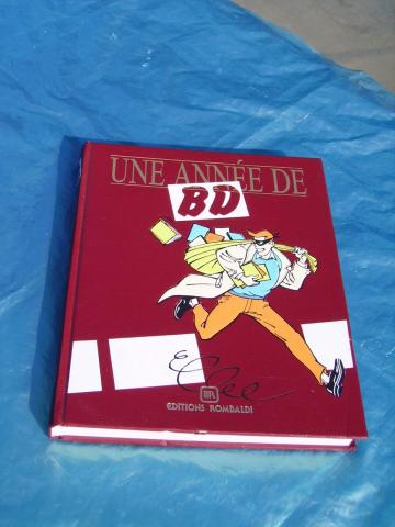 Photo ALBUM : UNE ANNEE DE BD image 1/2
