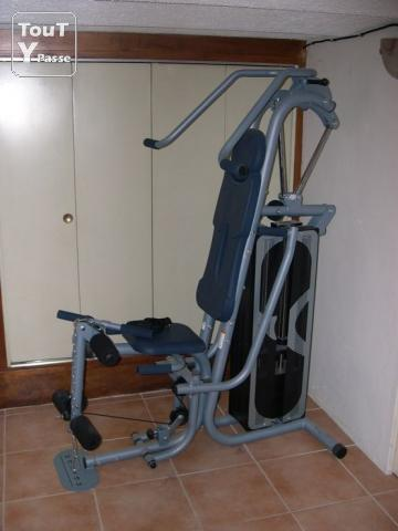 Appareil musculation charge guid e hgc domyos decathlon - Notice banc de musculation domyos hg050 ...