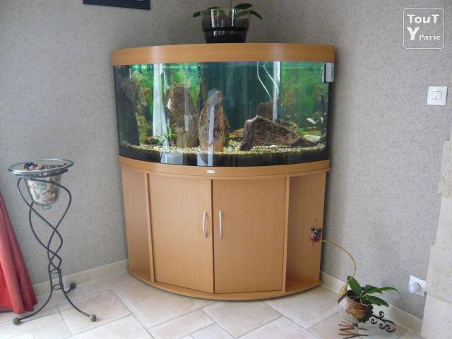 aquarium d 39 angle meuble juwel 350 litres lagny sur marne. Black Bedroom Furniture Sets. Home Design Ideas