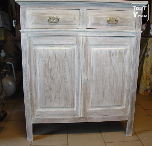 armoire ancienne c rus e blanc dresse namur 5000. Black Bedroom Furniture Sets. Home Design Ideas