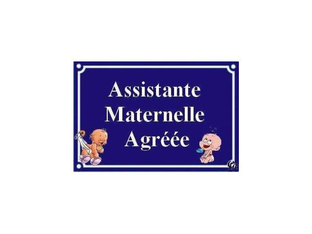 photo de assistante maternelle -  garde d'enfant
