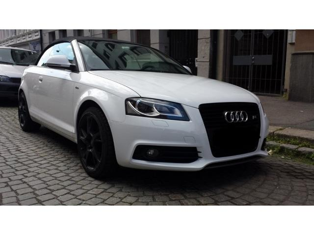 audi a3 cabriolet tsfi s line 2009 chance rare. Black Bedroom Furniture Sets. Home Design Ideas