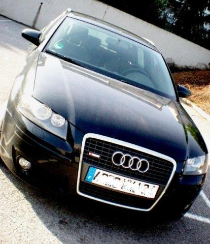 audi a3 sportback s line 2008 montpellier 34000. Black Bedroom Furniture Sets. Home Design Ideas