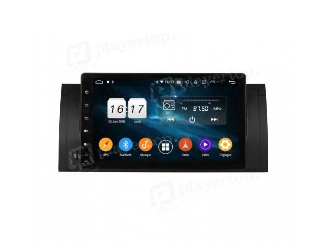 photo de AUTORADIO BMW SERIE 5 E39 GPS ANDROID