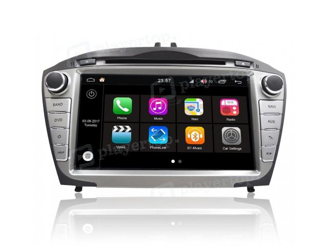 photo de AUTORADIO GPS HYUNDAI TUCSON ANDROID