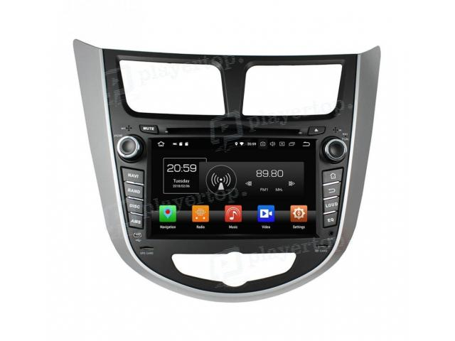 photo de AUTORADIO GPS HYUNDAI VERNA ANDROID