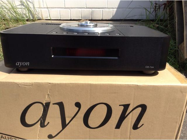 photo de Ayon audio CD-1sx