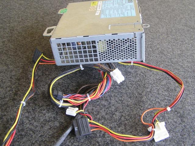 photo de Bloc d'alimentation HP-SFF DC5100, DC7100, DC7600