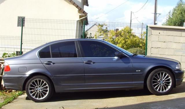 bmw 330d pack luxe ann e 2001 avec 83000kms montgeron 91230. Black Bedroom Furniture Sets. Home Design Ideas