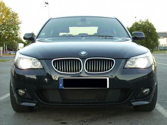bmw 530d sport pack m ac shnitzer 230ch an 2006 meaux 77100. Black Bedroom Furniture Sets. Home Design Ideas