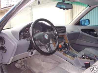 bmw 840 cia modele 94 183000km 6000 euros aubervilliers 93300. Black Bedroom Furniture Sets. Home Design Ideas