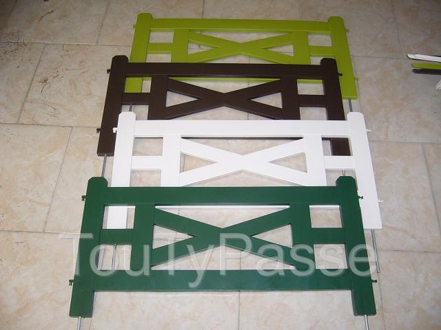 bordure de jardin en pvc modele allegro prix bas languedoc roussillon. Black Bedroom Furniture Sets. Home Design Ideas