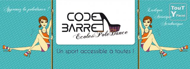 Photo Boutique codebarre – pole dance shop image 1/3