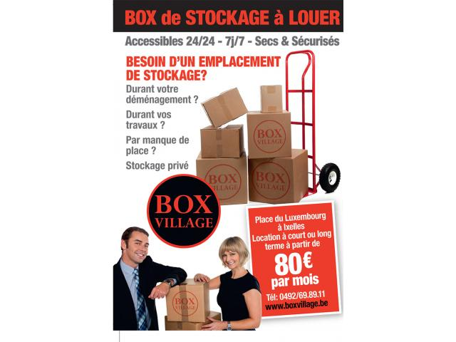 box de stockage a louer bruxelles capitale. Black Bedroom Furniture Sets. Home Design Ideas